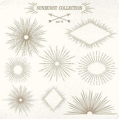 Sunburst collection