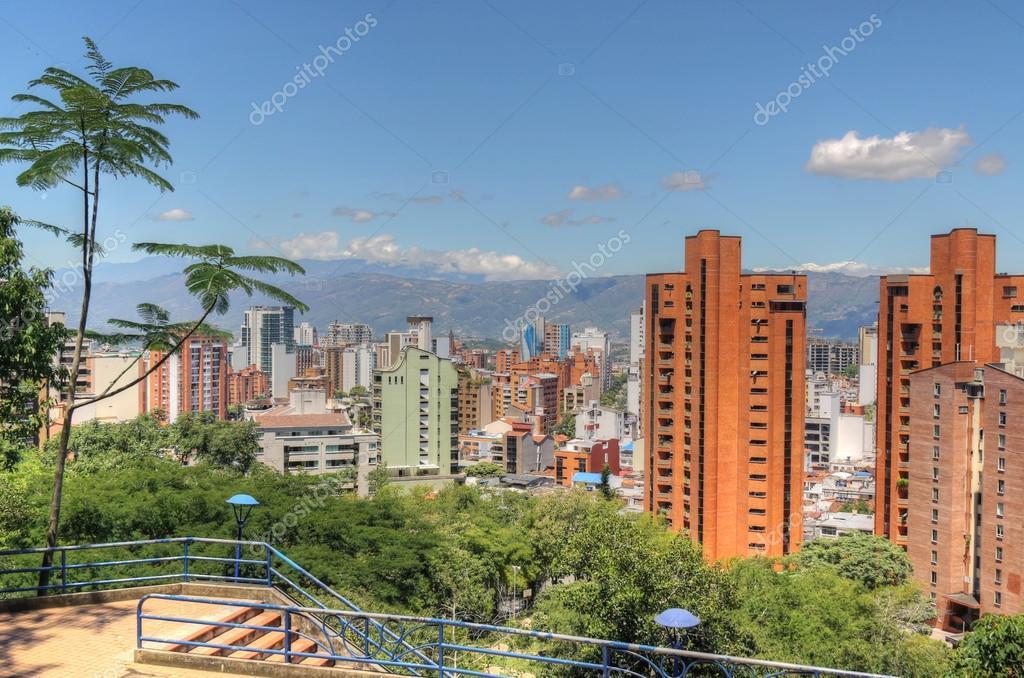 Bucaramanga Skyline