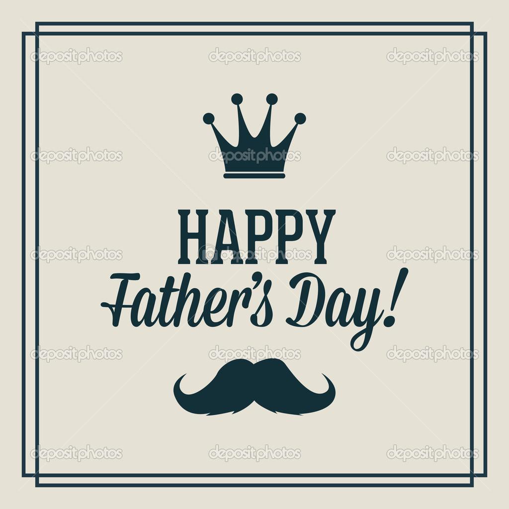 grattis på fars dag text lycklig fars dag — Stock Vektor © DAVIDS47 #43961213 grattis på fars dag text