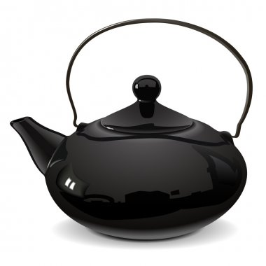 Vector teapot