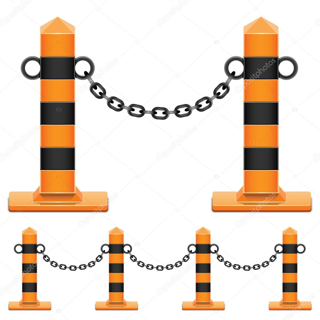 Vector Column with Chain