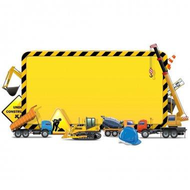 Vector Construction Board