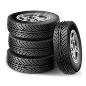 Vektor-Reifen-Satz