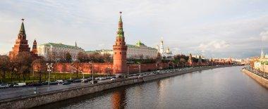 Moscow Kremlin - city center