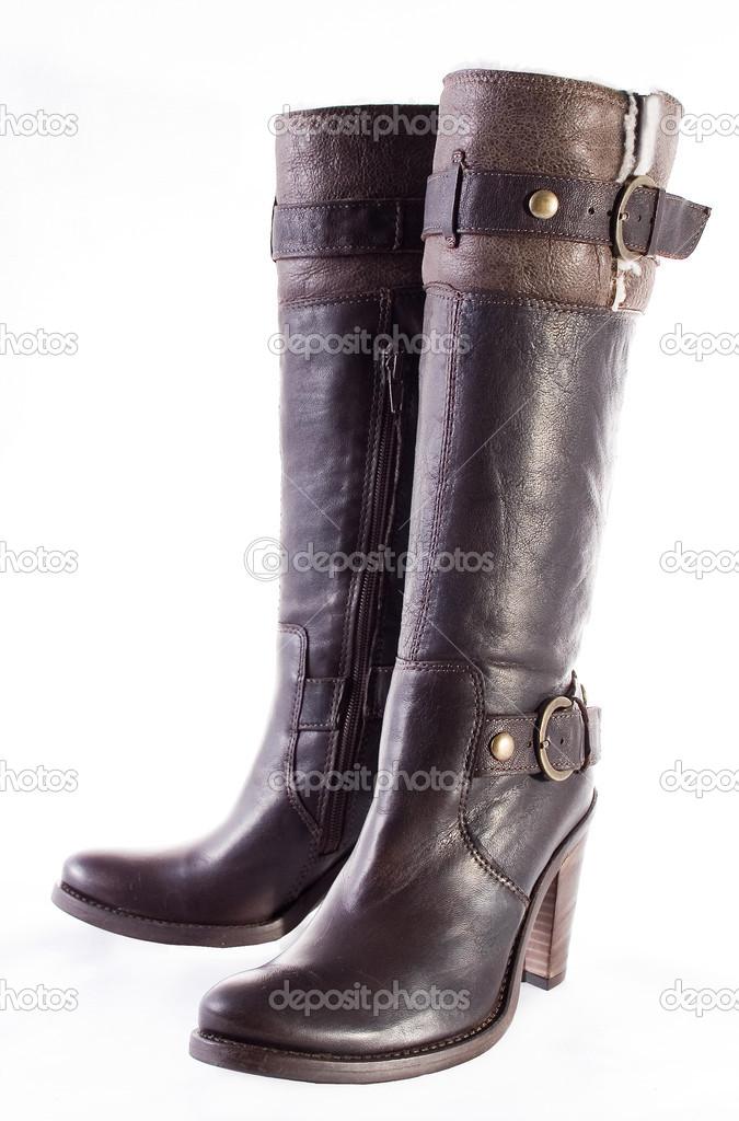 2a89e278064 mode skor stövlar kvinna tjej gåva — Stockfotografi © dksamco #32537395
