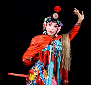 Opera woman