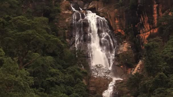 Waterfall in Nuwara Eliya.
