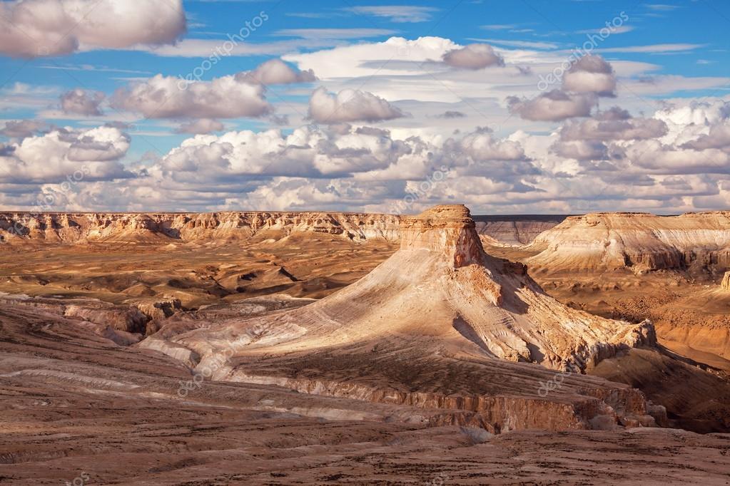 Ustyurt Plateau Kazakhstan