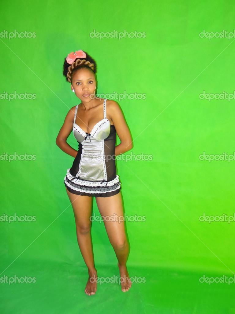 Ebony μαύρο γυμνό κορίτσια
