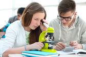 Koncept studentů střední školy
