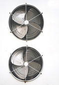 Photo Air conditioning fan
