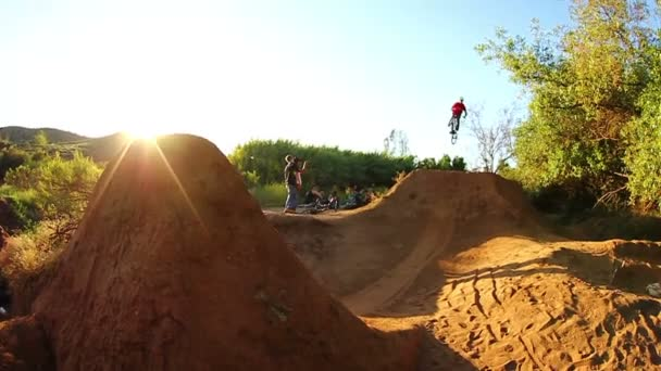 Extreme BMX Bike Tailwhip (Slow Motion)