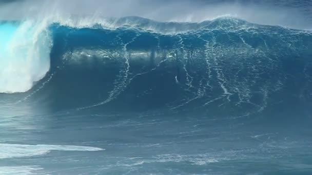 prázdný oceán vlny pomalu moion