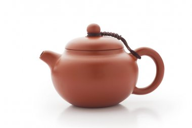 Chinese clay teapot