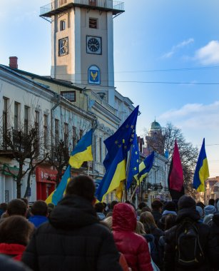 Ukrayna, devrim Ukrayna, euro maidan protesto gösterileri