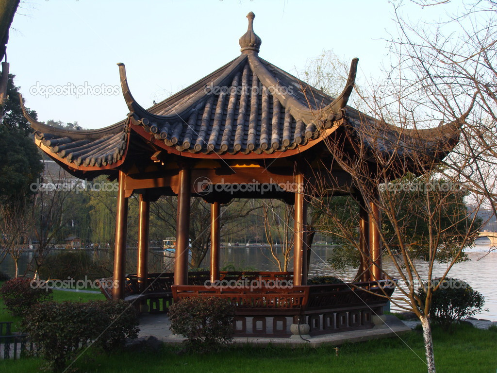 House In China Stock Photo C Paganelj 37830617