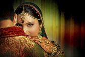 Fotografie india couple