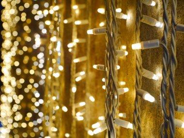 Nostalgic Christmas lights
