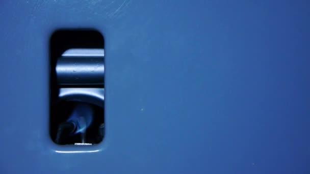 kotel plynový ohřívač vypalování