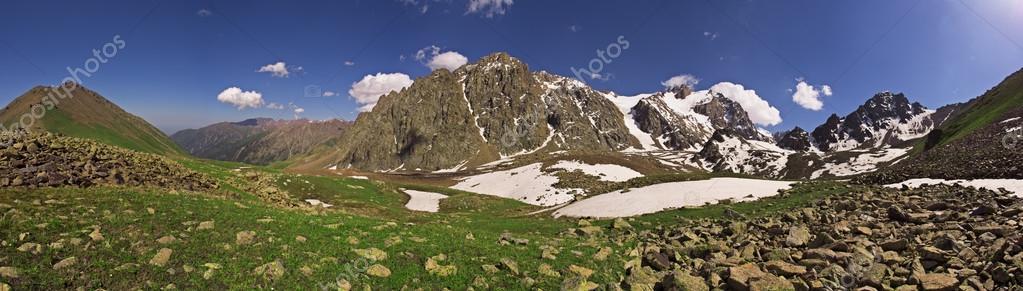 Abay peak