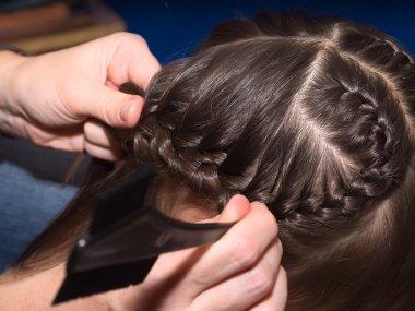 Weave braids