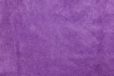 Purple Velvet Fabric with Soft Smooth Texture