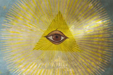 All Seeing Eye .