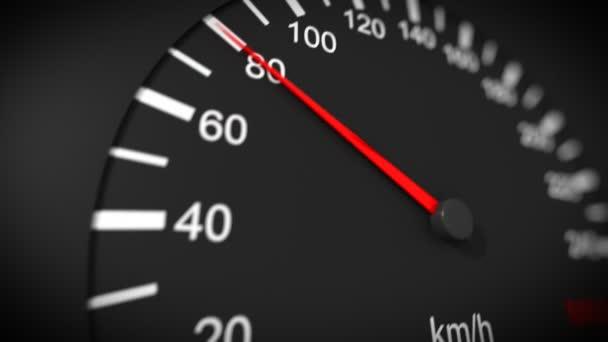 auto rychloměr