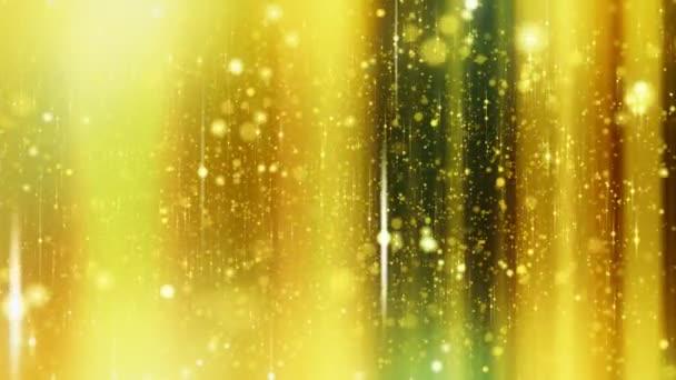 csillag háttér és a fókusz, sárga és zöld színek is. HD 1080. loopable.
