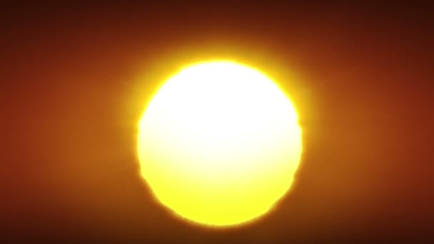 Clean Sunrise in Looped animation. HD 1080.
