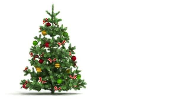 Gyönyörű karácsonyfa