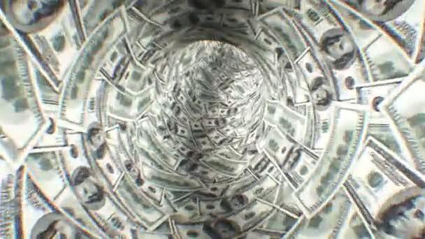 dolarů tunel