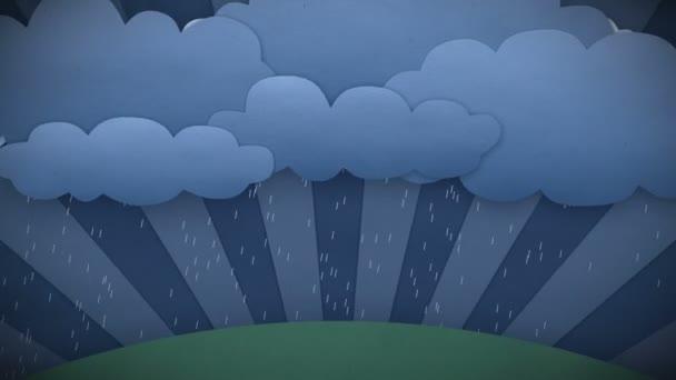 změna počasí