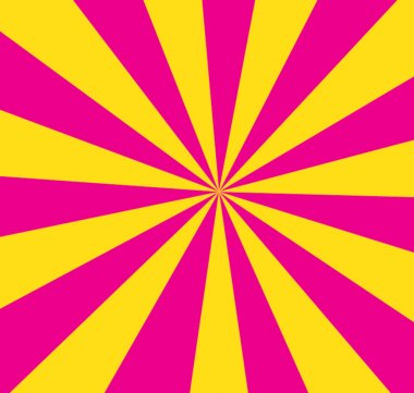 pink and yellow striped background vector