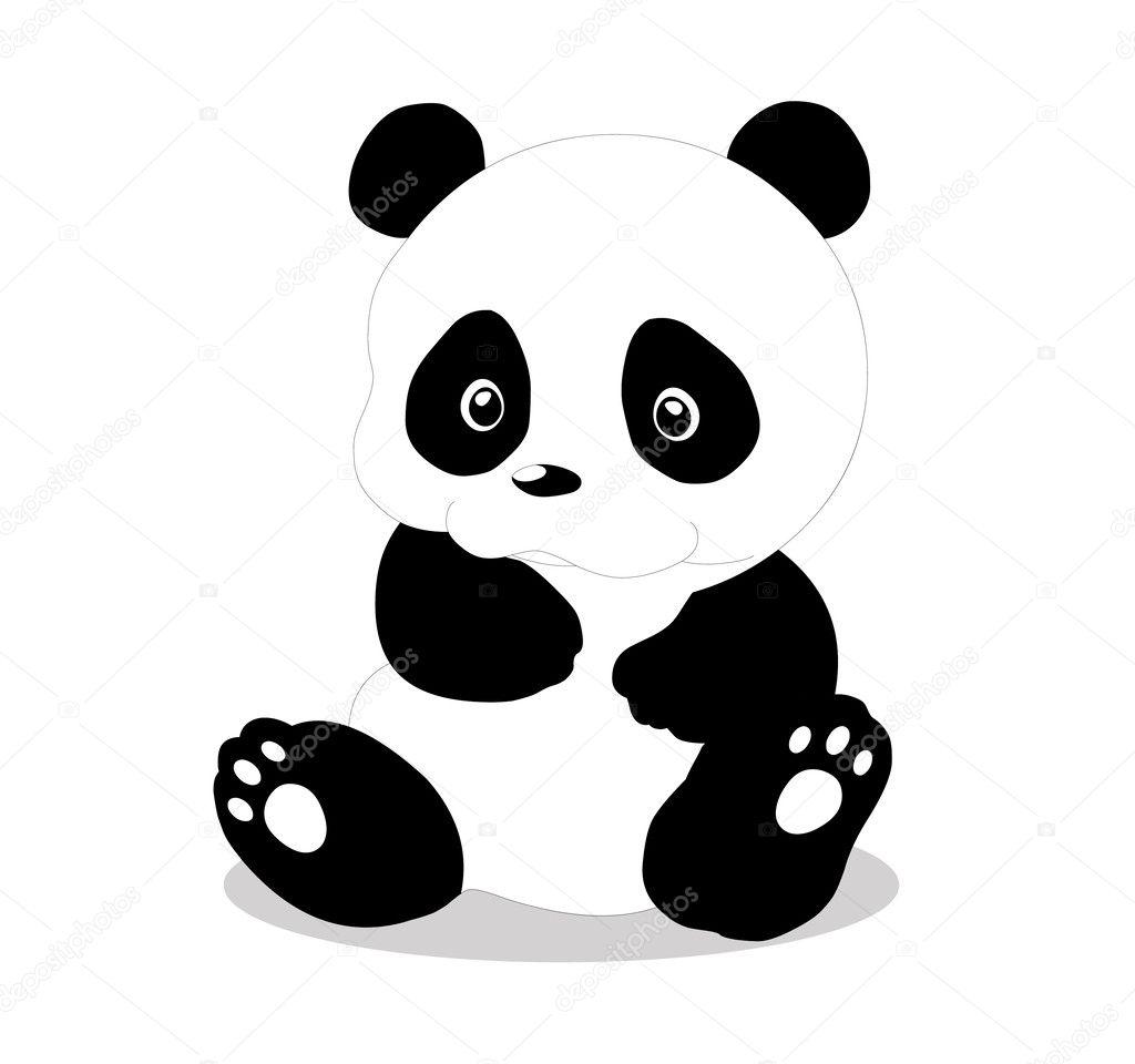 Panda Vettoriali Stock Ngocdai86 41421849