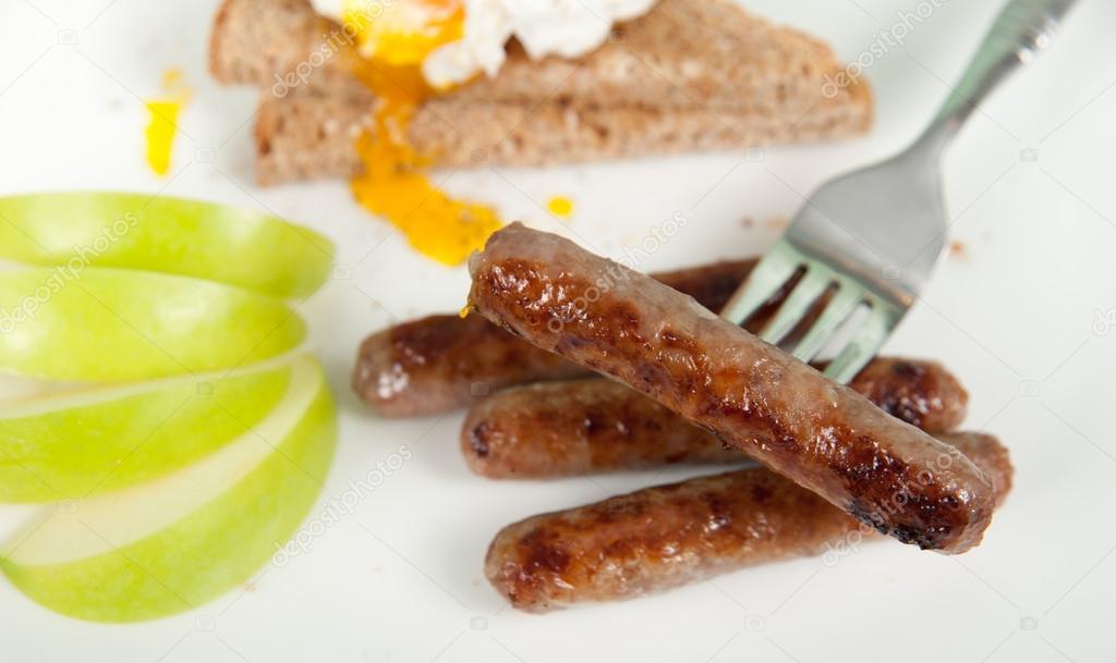 Desayuno Americano Simple