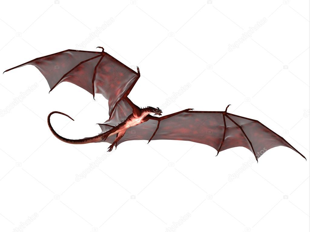 Blood Red Dragon