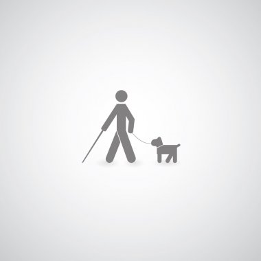 blind symbol