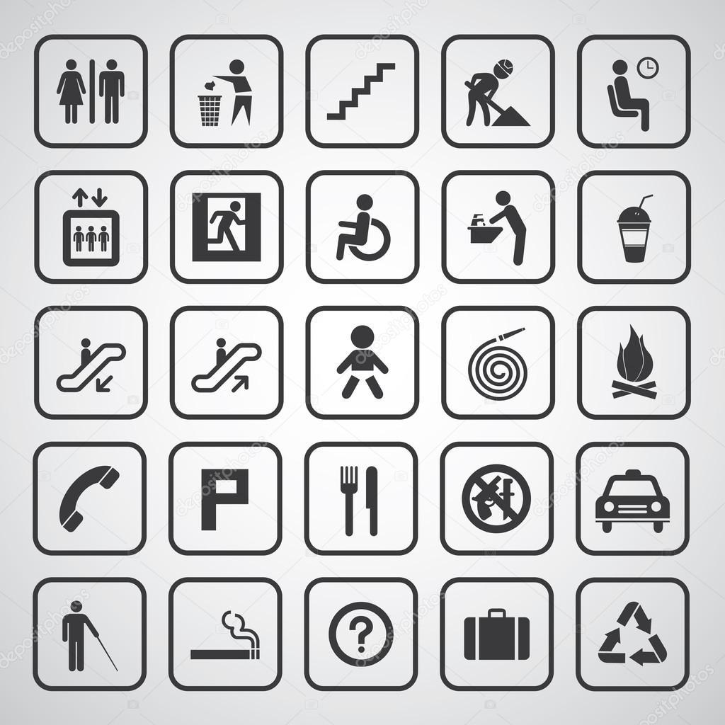 Basic general icon