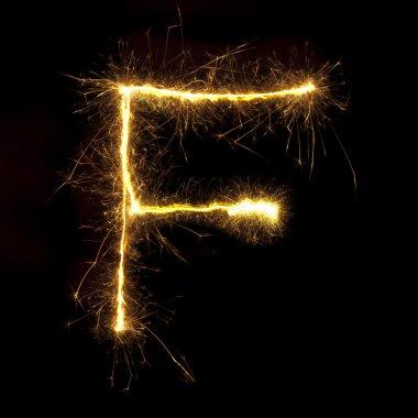 Spark F letter