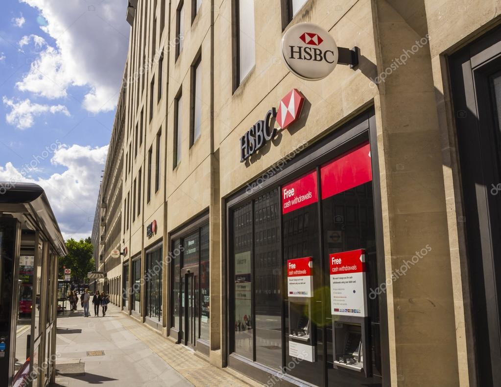 HSBC branch – Stock Editorial Photo © macinlondon #31054239