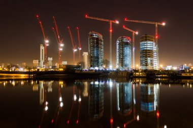 Construction and Cranes