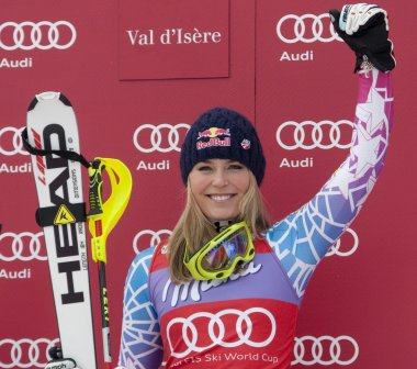 FRA: Alpine skiing Val D'Isere Super Combined