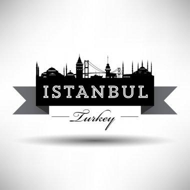 Istanbul Typography Design