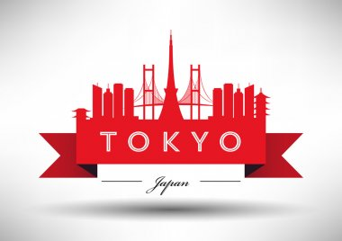 Tokyo City Skyline Design