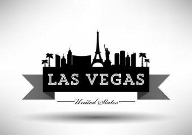 Las Vegas City Skyline Design