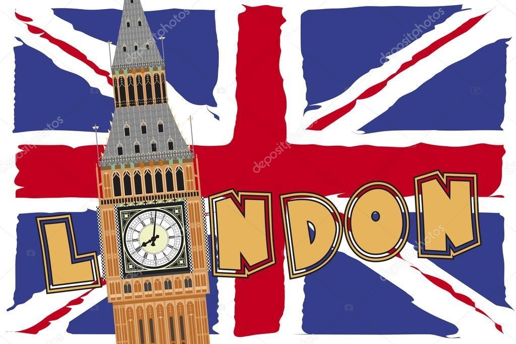 открытки на английском из разных странах знаменитый