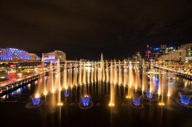 Harbour in Sydney