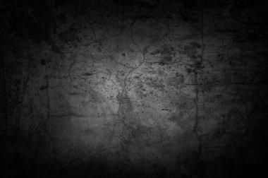 Image of dark concrete wall