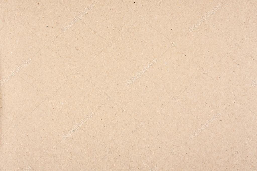 Kraft paper textured
